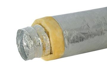 Izolovaný drôt pre potrubie DGP 100 mm až 250 * C 5 m