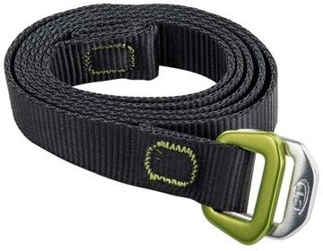 Nohavičkový popruh lezecký technológie Black
