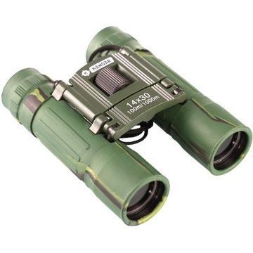Binokulárne Kuitar Compact 14x30 BK-7 HD lov