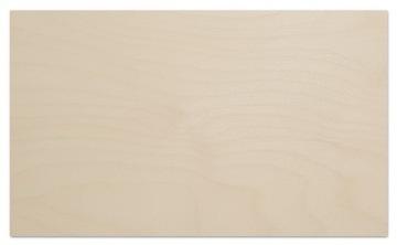 Formát preglejky 3 mm pre 5x30cm KL 1 CNC