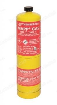 Mapp Gaz, 400ml, Rothenberger, Bernzomatic, Express