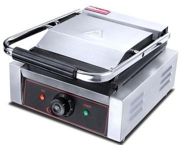 Elektrické grilovanie hriankovač hot-psie mäso