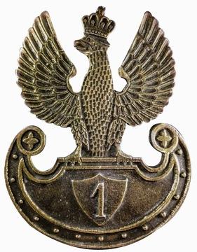 Veľký orol 1 pluk Uhlans légie poľského stropu