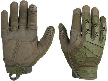 Kombat UK Taktické rukavice Alpha Olive - L