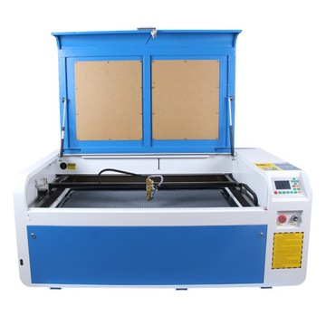 Laser Plotter CO2 100W Gravírovanie + príslušenstvo 100x60