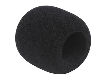 Mikrofón Sponge Black Microfone Shield