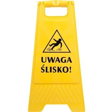 Tabuľka POZNÁMKA Slippery Sternker Slippery Floor Sign