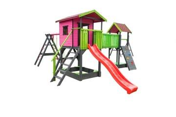 Detské ihrisko ROBI GUSTAW BERCIK (Sada pre deti)