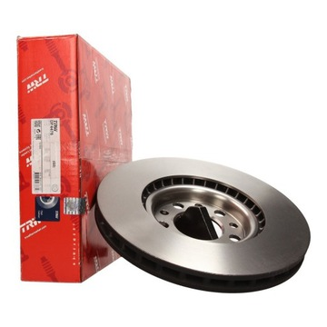 Тормозной диск trw alfa romeo 159 (939) перед, фото
