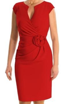 Sukienki Wieczorowe Sukienka Olowkowa Moda Damska Na Allegro Pl