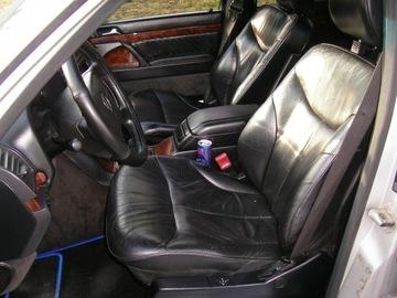 Mercedes Klasa S W140 1992 mercedes w 140 całość lub nie, zdjęcie 4