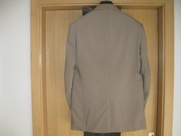 43 44, 176 182, XL, Luigi Vesari, koszula męska z kołnierzyk