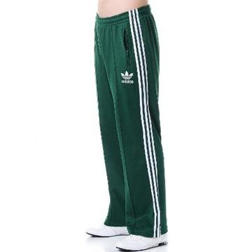 Zielone spodnie adidas w Odzież męska Stylowe ubrania