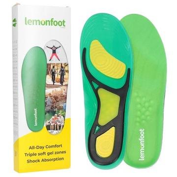 wkładki do butów trekkingowych