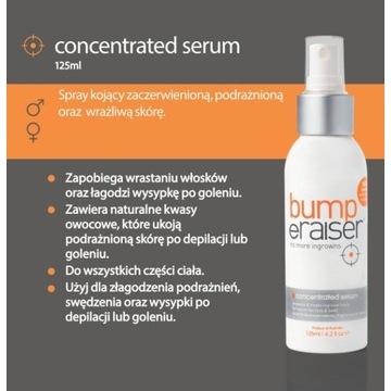 Bump Eraiser- spray po goleniu, wrastające włoski