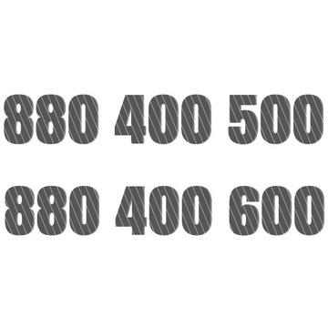 Złota PARA 880 400 500 I 880 400 600 Firma OKAZJA