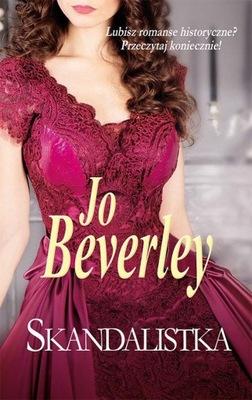 Skandalistka Jo Beverley