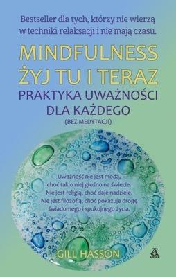 Mindfulness Żyj tu i teraz Hasson Gill