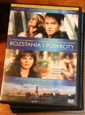 ROZSTANIA I POWROTY    DVD
