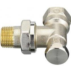 Uzavierací ventil 3/4 pravý uhol dolný DANFOSS