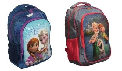 Školká taška, batoh, ruksak - ŠKOLSKÝ BATOHOVÝ KOŠÍK ZÁKLADNE ZMRAZENÝ LAND ICE