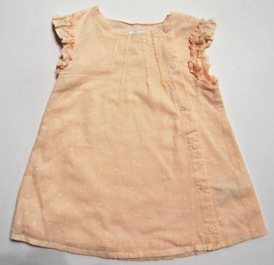 F&F 6-9 74 sukienka na lato