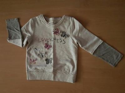 Śliczna bluzka firmy Next r. 98 j. nowa wiosna
