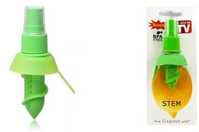 СИСТЕМА очистки для СОК ИЗ ЦИТРУСОВЫХ Лимон воронка sprey