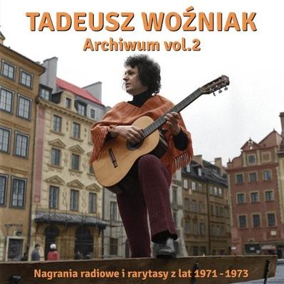 TADEUSZ WOŹNIAK Nagrania radiowe i rarytasy 71-73