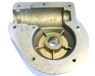Snehová fréza - rotorový pohon prevodového pohonu LV