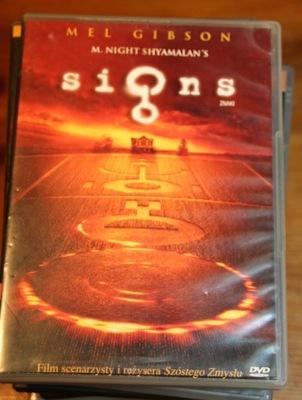 ZNAKI      DVD