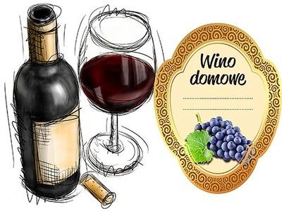 метки наклейки НА ВИНА, НАСТОЙКИ, БУТЫЛКИ вино СОК