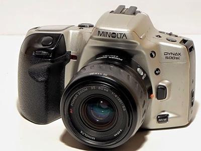 MINOLTA DYNAX 500si - BODY