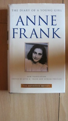 THE DIARY OF YOUNG GIRL ANNE FRANK