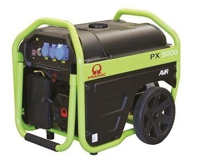 Приводимый в действие генераторная instagram PRAMAC PX5000 AVR