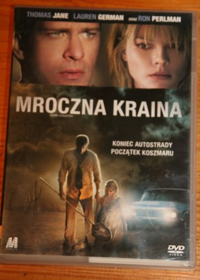 MROCZNA KRAINA     DVD