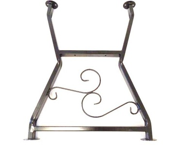 Lavička do záhrady LEG NOG STEELS TO BENCH TABLE, BENEFITS VEĽKÁ CENA
