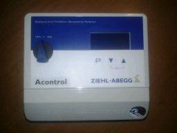 ZIEHL - ABEGG Acontrol PTE-6AHQ sterownik klimatu