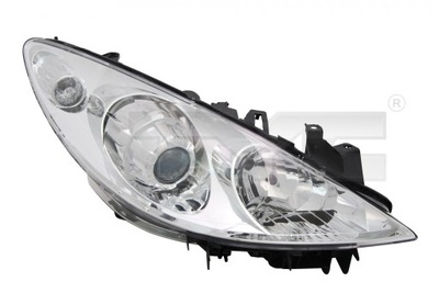 REFLEKTOR LAMPA TYC PEUGEOT 307 SW (3H)
