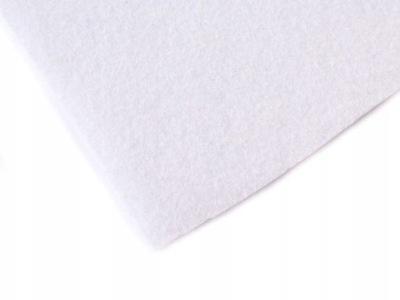 FL001 войлок метров Белый 1мм 50x85cm