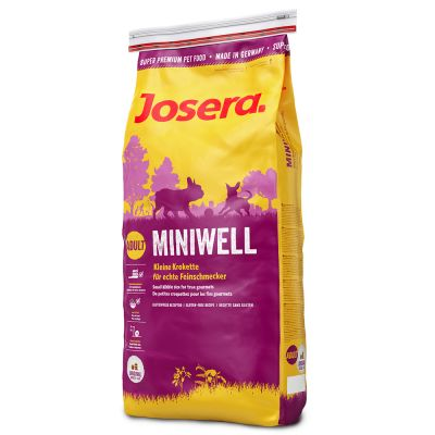 Josera Miniwell small breed 15 кг + доставка