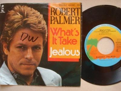 ROBERT PALMER - WHAT'S IT TAKE - JEALOUS