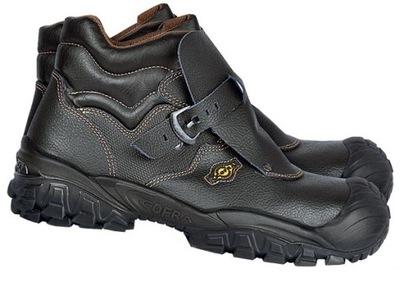 WORKING SHOES topánky pre zváračky COFRA TAGO S3
