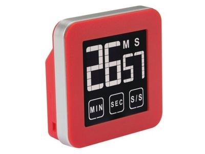 Kuchynsky teplomer - TM12 Cyfrowy minutnik kuchenny czasomierz dotykowy
