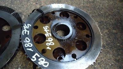 Case 580,590 СКВ диски КОЛОДКИ комплект