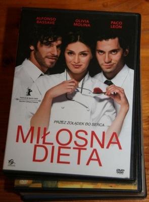 MIŁOSNA DIETA     DVD