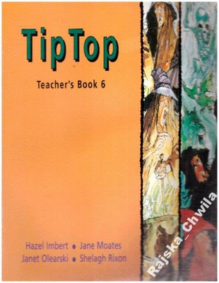 Tiptop 6 Tip Top 6 Teacher's Book NOWA angielski