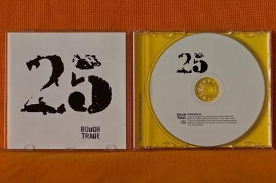 CD 25 ROUGH TRADE ( Fraser Belle&Sebastian)