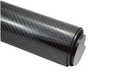 carbon 5d folia okleina karbon 3 warstwy 152x50 cm. Black Bedroom Furniture Sets. Home Design Ideas