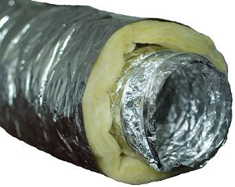 Rúry 150 mm spiro SONODEC DEC , termofleks 10 MB